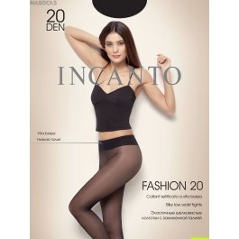 Колготки женские INCANTO FASHION 20 vita bassa