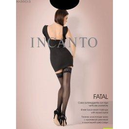 Чулки женские INCANTO FATAL 20 autoreggente