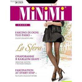 Распродажа колготки Minimi LA SFERA 20