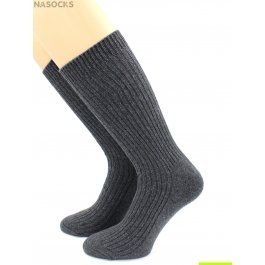 Носки Hobby Line HOBBY 6258 носки мужские ангора, однотонная лапша