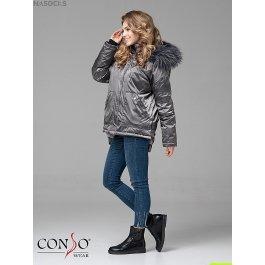 Женская пуховая куртка Conso WSF 180531