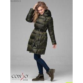 Женское пуховое пальто Conso WM 180538
