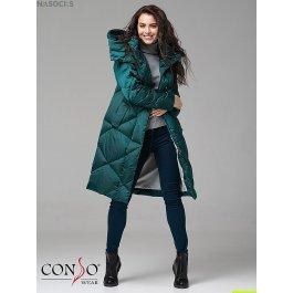 Женское пуховое пальто Conso WL 180530