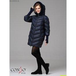 Женская пуховая куртка Conso WMF 180513