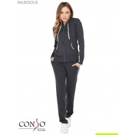 Костюм женский: джемпер+брюки  KWS180609