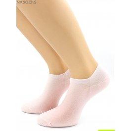 Распродажа носки Hobby Line HOBBY 562-03 носки укороченные женские х/б, сакура