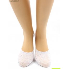Распродажа носки Hobby Line HOBBY ННЖР1-8 невидимые женские х/б, меланж