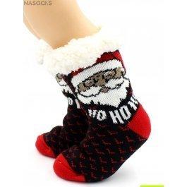 "Носки Hobby Line HOBBY 30769-2 детские носки с мехом внутри ""Но-Но-Но"""
