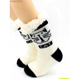 "Носки Hobby Line HOBBY 30772 -4 детские носки с мехом внутри ""Cat"""