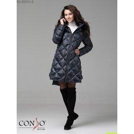 Женская пуховая куртка Conso WMF 180528