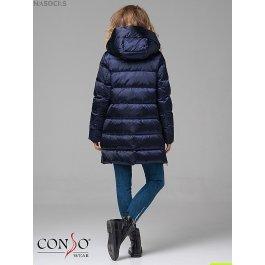 Женская пуховая куртка Conso WM 180532