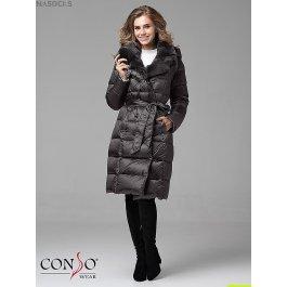 Женское пуховое пальто Conso WLF 180507
