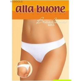 Трусы женские Alla Buone 6055 Brasiliana