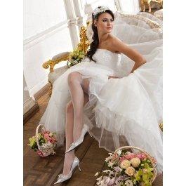 Колготки Charmante SP LOVE женские свадебные в сеточку