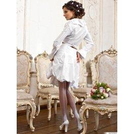 Купить Колготки Charmante SP VIOLETTA 20 женские свадебные с рисунком