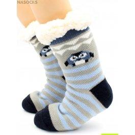 Носки Hobby Line HOBBY 30767 детские носки с мехом внутри, для мальчиков