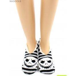 """Носки Hobby Line HOBBY 38208-1 женские носки укороченные с мехом внутри """"Джек"""""""