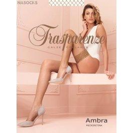 Чулки женские Trasparenze Ambra Autoreggente