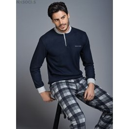 Пижама Enrico Coveri Ep5053 Homewear
