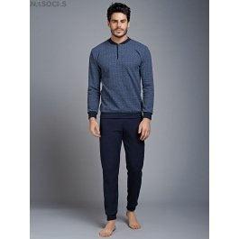 Пижама Enrico Coveri EP 5056 pigiama