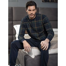 Пижама Enrico Coveri Ep6070 Homewear