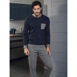 Пижама Enrico Coveri EP 6072 pigiama