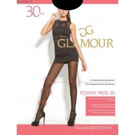 Колготки женские Glamour Positive Press 30