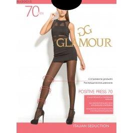 Колготки женские Glamour Positive Press 70