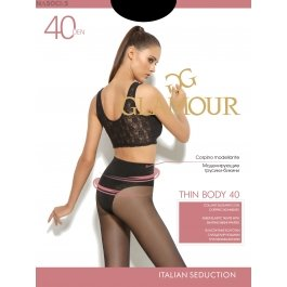 Колготки женские Glamour Thin Body 40