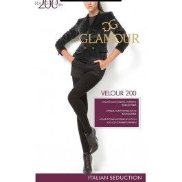 Колготки женские матовые, из микрофибры Glamour Velour 200