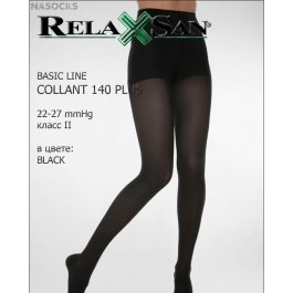 Колготки женские Relaxsan Art. 880p Collant 140 Plus