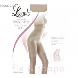 Колготки женские Levante Body Slim 40 Total Control