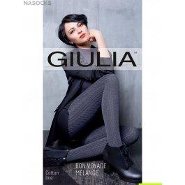Распродажа колготки Giulia BON VOYAGE MELANGE 02