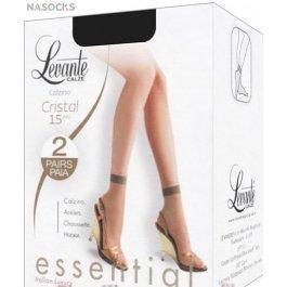 Носочки Levante Cristal 15 Calzino, 2 пары