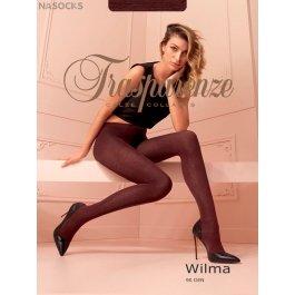 Колготки женские Trasparenze Wilma 90 Maxi Cotone