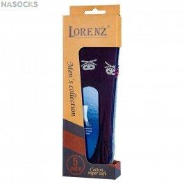 Подарочный набор мужских подследников Lorenz Р51