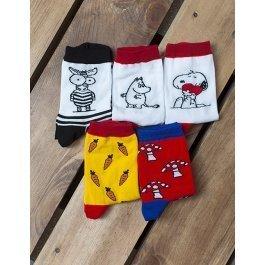 Комплект женских носков M.A. Brothers SET №1 Sacromento SCR