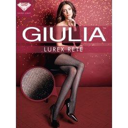Колготки Giulia LUREX RETE