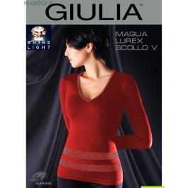 Распродажа джемпер Giulia MAGLIA LUREX SCOLLO V