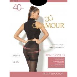 Распродажа колготки женские Glamour Beauty Shape 40