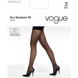 Колготки женские  Vogue Art. 95309 Run Resistant 15 3d