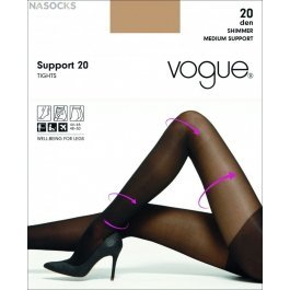 Колготки женские Vogue Art. 37620 Support 20