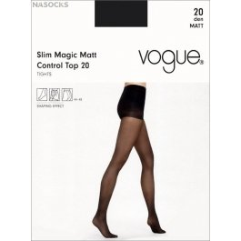 Колготки женские Vogue Art. 95842 Slim Magic Matt Control Top 20