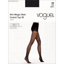 Колготки женские Vogue Art. 95842 Slim Magic Matt Control Top 20