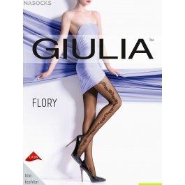Распродажа колготки фантазийные Giulia FLORY 15