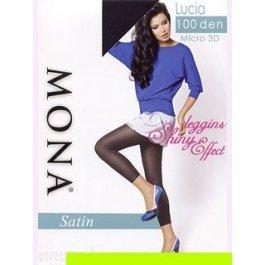 Распродажа леггинсы женские с эффектом блеска Mona Leggins Lucia 100 den