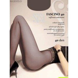Распродажа колготки женские повседневные Sisi Fascino 40 den