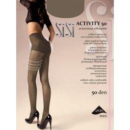 Распродажа колготки женские моделирующие Sisi Activity 50 den