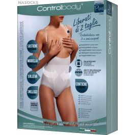 Боди женское Control Body Body Open-up Plus