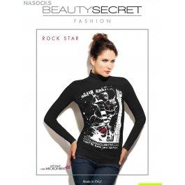 Распродажа водолазка Beauty Secret ROCK STAR DOLCEVITA MANICA LUNGA